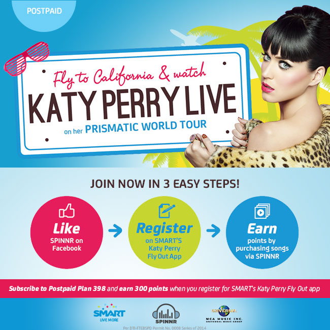 Katy Perry FB
