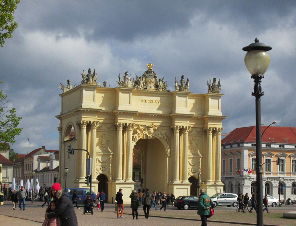 Brandernburg Gate