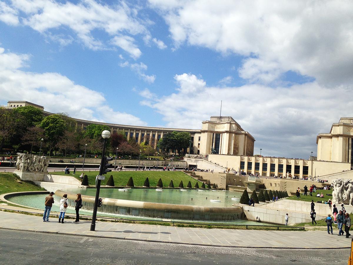 The Trocadero Palace