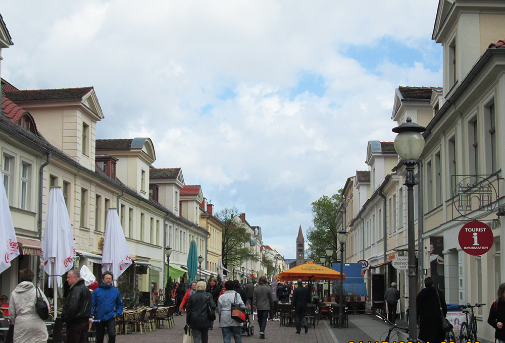 The Old Town, Brandenburger Straße