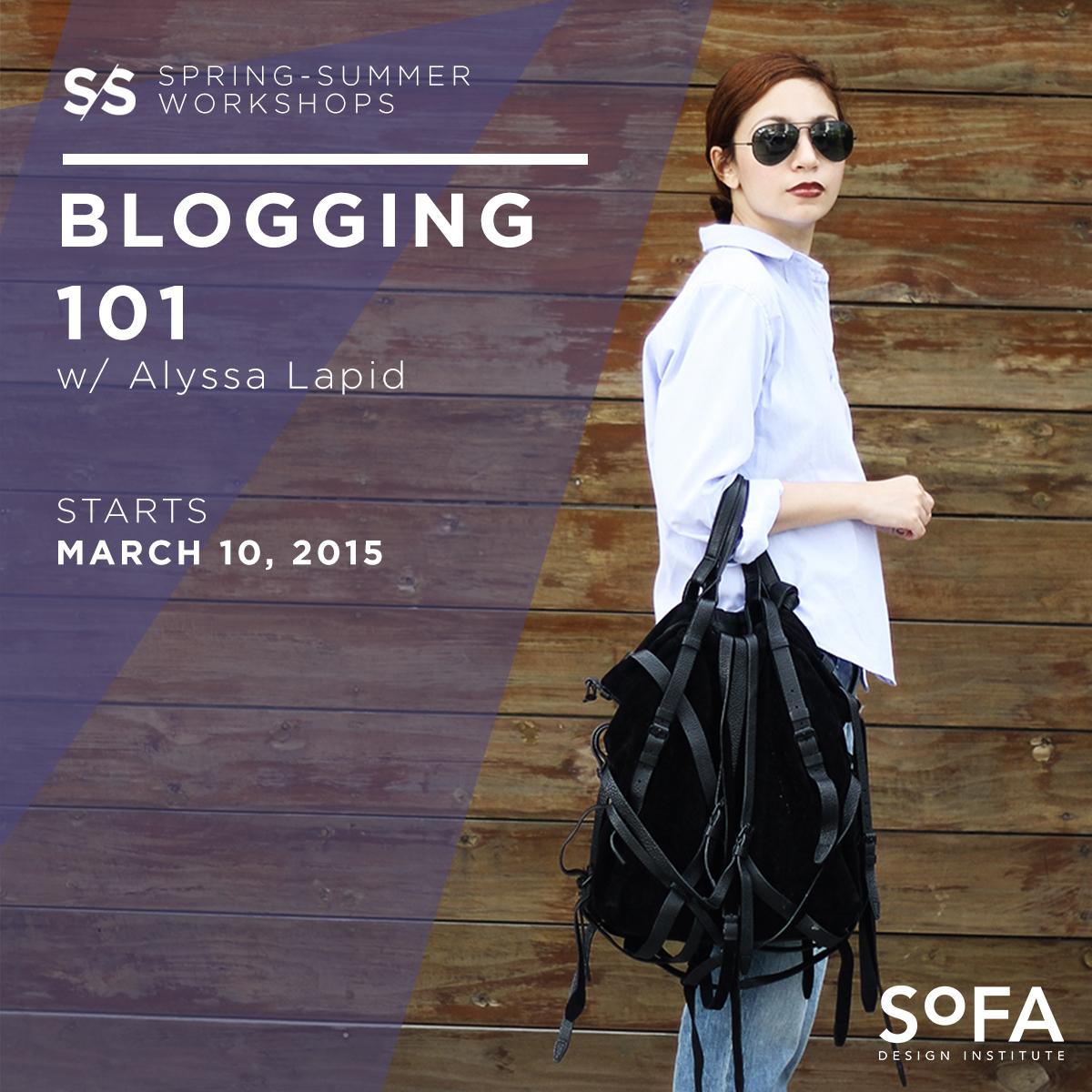 SS Fashion - Blogging101